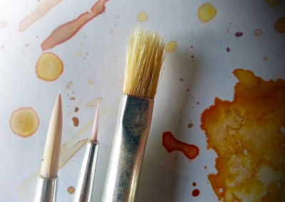 Paint Brushes Macro