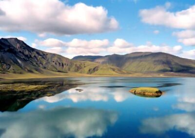 Iceland Photo one - poor quality photo enhanced