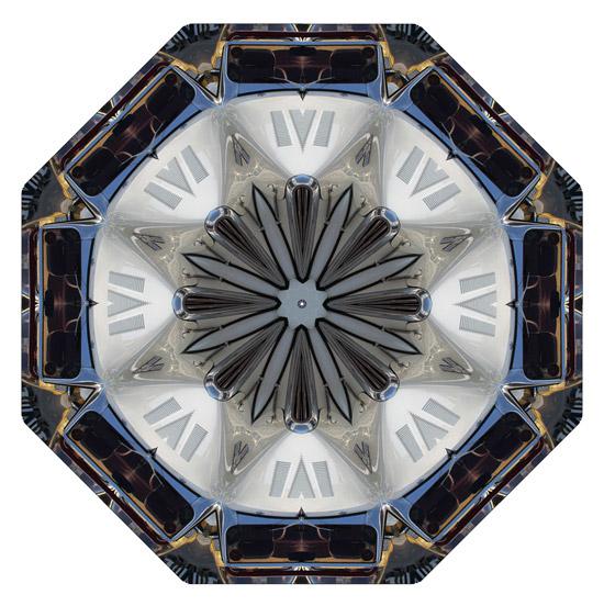Kaleidoscope effect