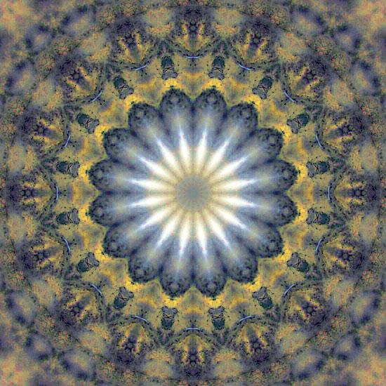 Kaleidoscope image (5) Tile