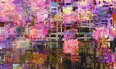 New abstract art called 'City Grid'