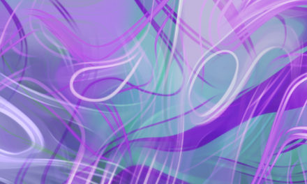 New abstract digital art series created with Photoshop filters